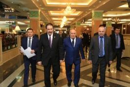 Фоторепортаж с VIII Годового отчетно-выборного Общего собрания 6 апреля 2017 года.