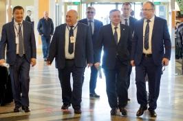 Фоторепортаж с X Годового отчетно-выборного Общего собрания 4 апреля 2019 года.