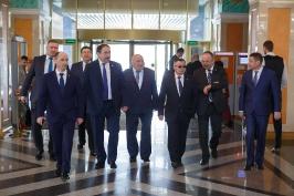 Фоторепортаж с IX Годового отчетно-выборного Общего собрания 12 апреля 2018 года.
